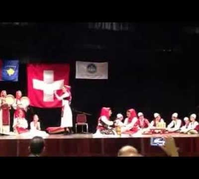 Dasma  me motive Kosovare  nga A.K.Amergimi part.1