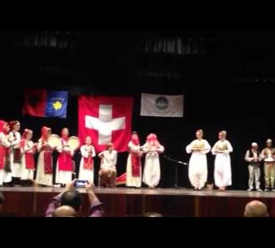 Dasma me motive kosovare nga A.K.A Mergimi paert.2